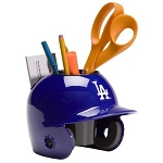 Schutt Los Angeles Dodgers Desk Caddy Mini